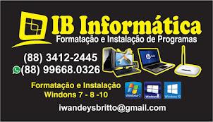IB INFORMÁTICA