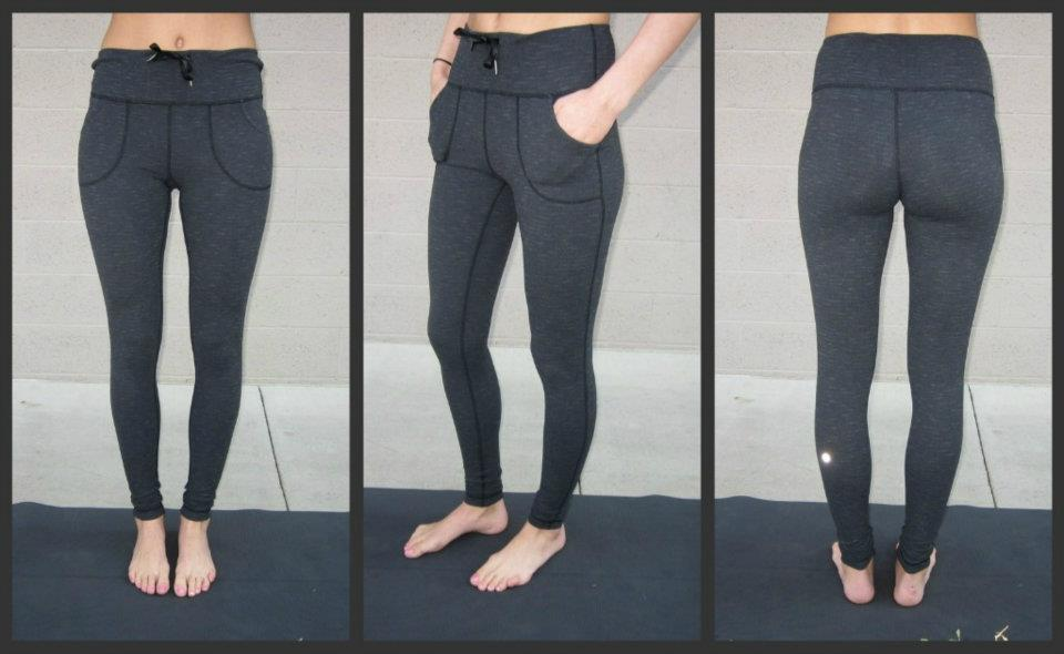 Lululemon Running Shorts With Side Pockets