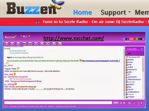 buzzen chat