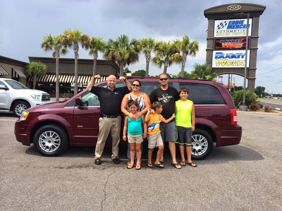 2008 Chrysler Town and Country Pensacola