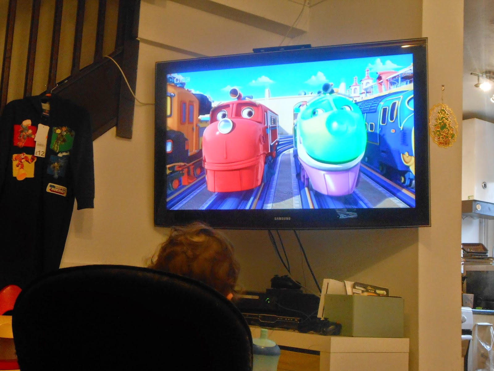 Chuggington_on_TV