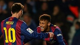 Elche vs Barcelona 0-6