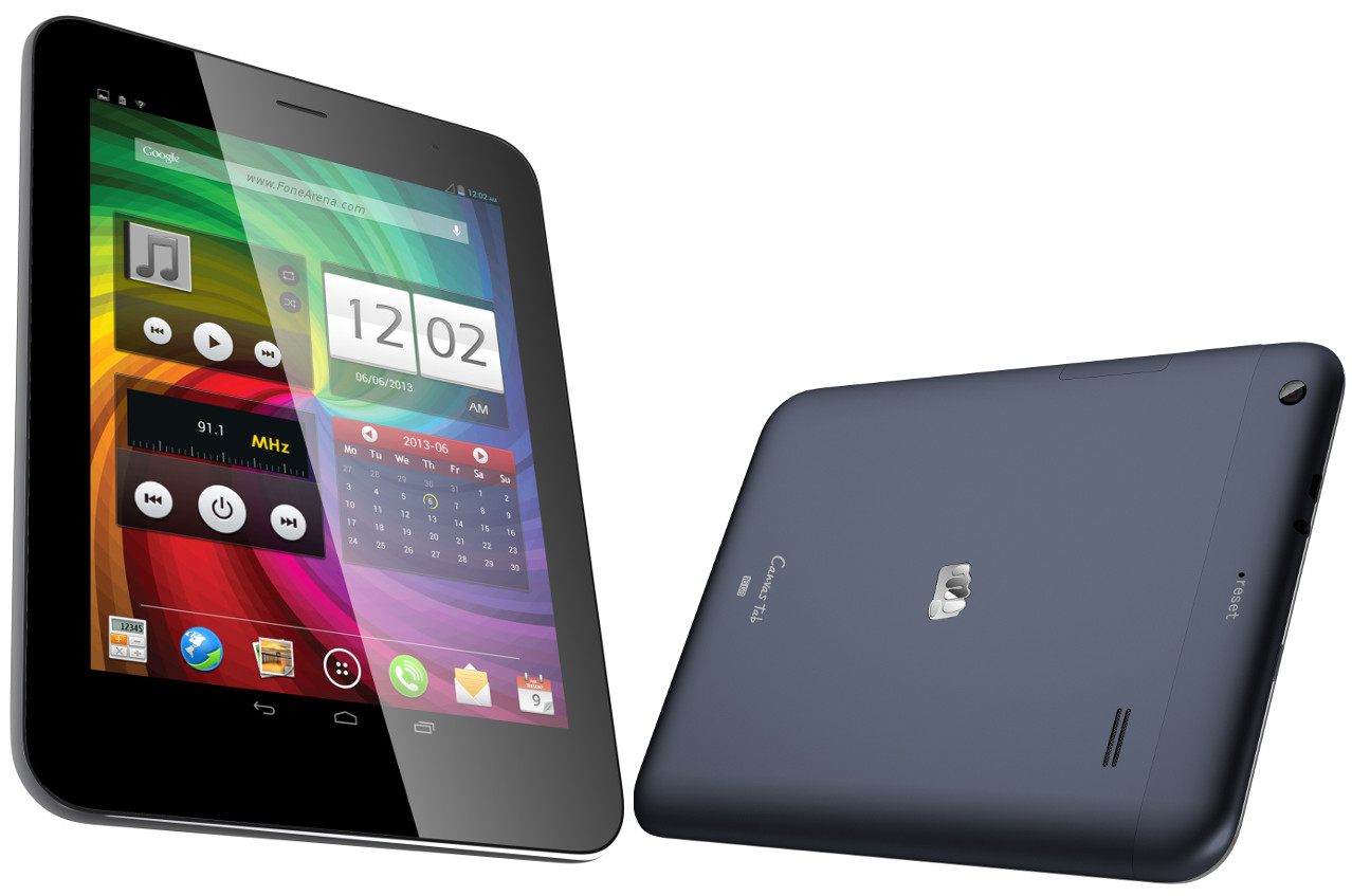 Micromax Canvas Tab P650 with a Quad Core Processor launched at Rs 16,500