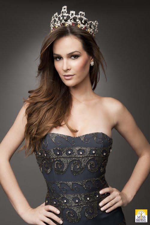 Miss Brasil 2011,  Priscilla Machado