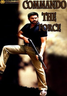 Commando The Force (2013) Hindi DVDRip Full Movie Download Free