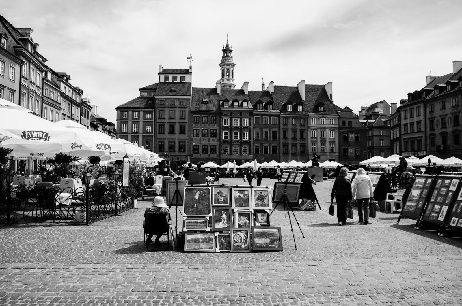 Bir Pakt Şehri Olarak Varşova