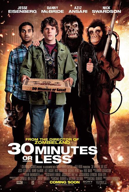 Baixar Filmes Download   30 Minutos ou Menos (Dual Audio) Grátis