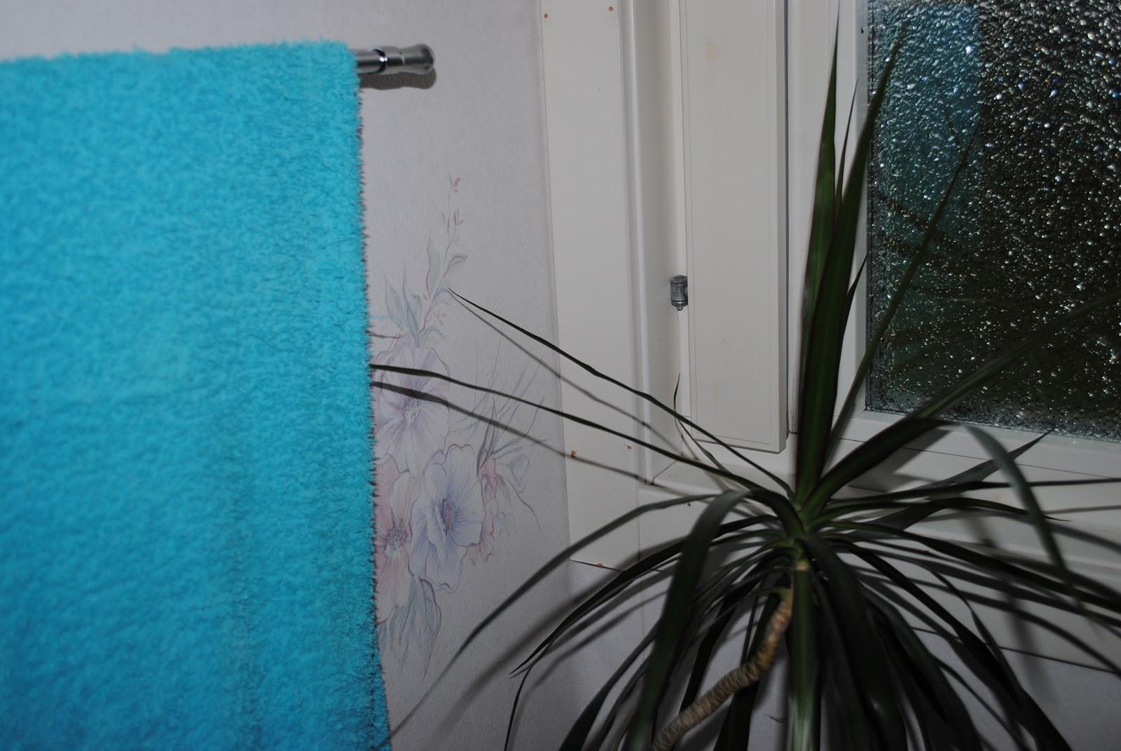Tankar och pyssel: hemma hos mej   del 6   badrum