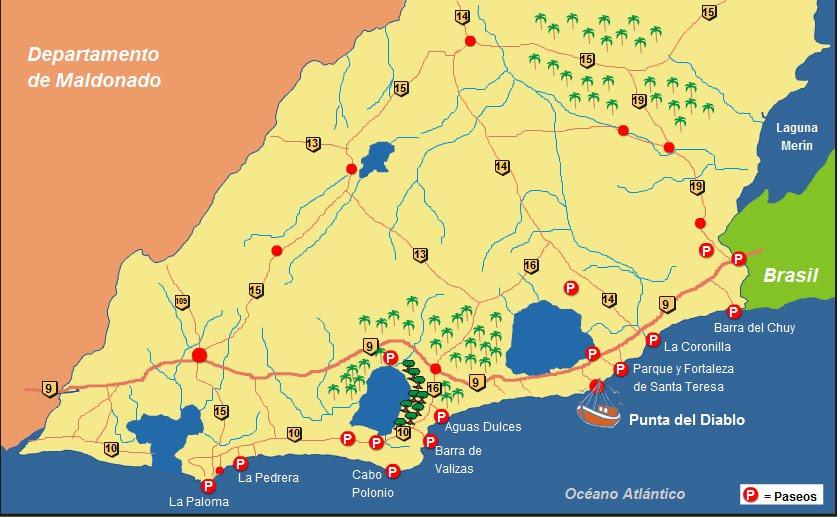 Rocha map