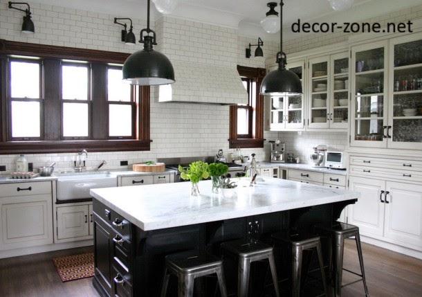 kitchen breakfast bar materials, natural stone kitchen bar countertop