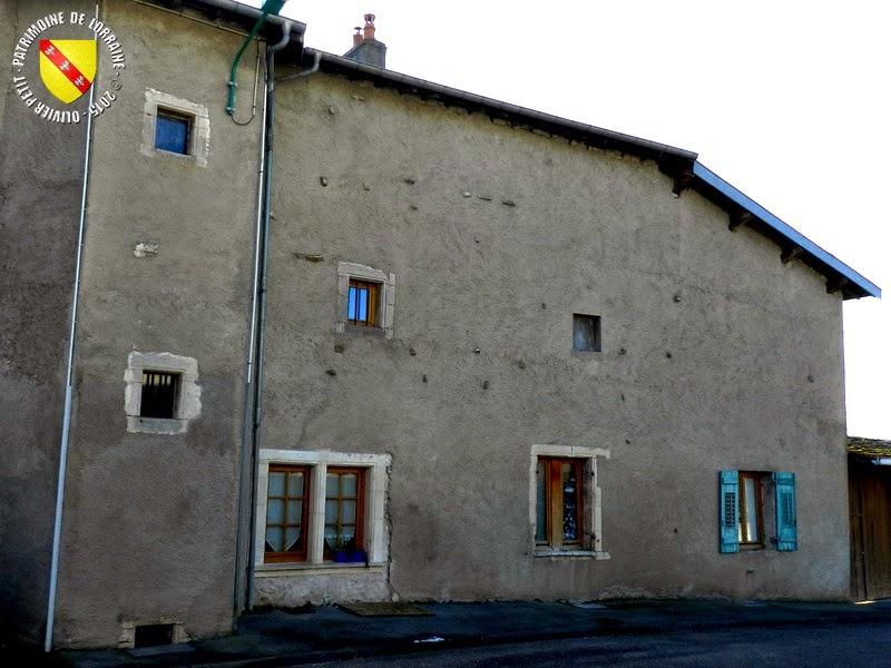 TONNOY (54) - Village