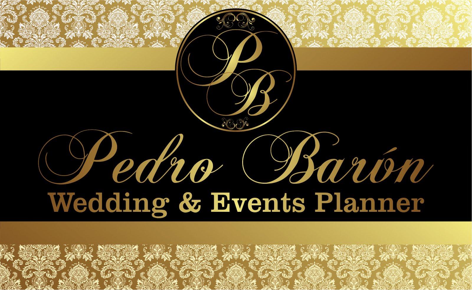 Wedding Planner y Eventos Pedro Barón