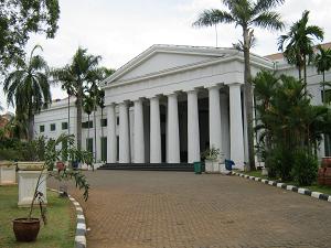 Gedung Museum Seni Rupa dan Keramik