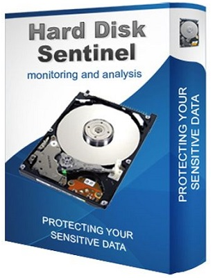 Hard Disk Sentinel Pro 5.01.8 Build 8557 poster box cover