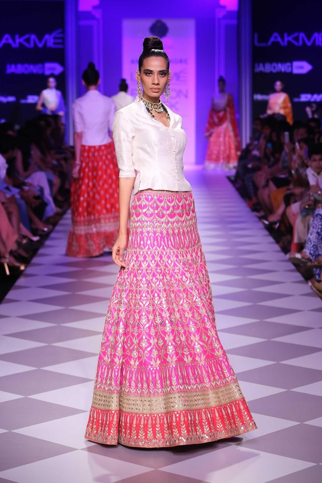 Dresses For Lakme Fashion Week