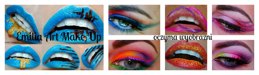 Emilia Art Make Up  oczyma wyobrazni