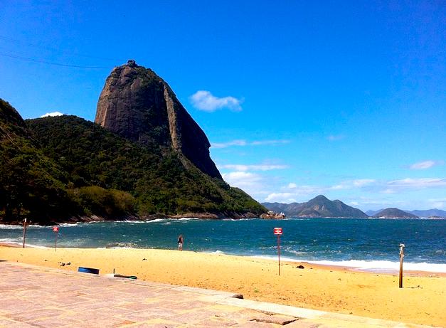 Férias no Brasil com visitas ao Rio de Janeiro