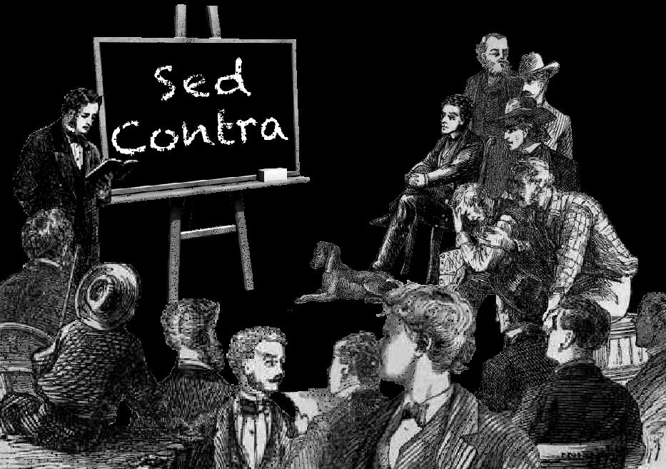 Sed Contra