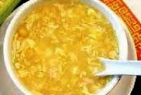 Sup Jagung Kuah Spesial