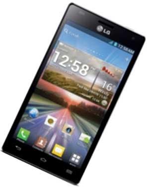 LG Optimus 4X HD Mobile Phone