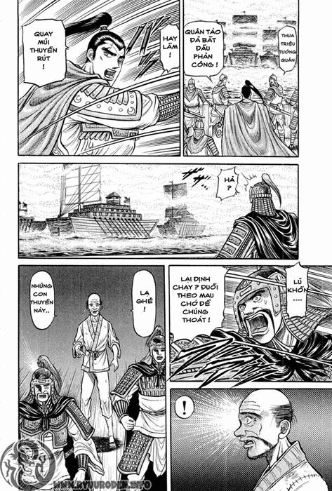 Chú bé rồng-Ryuuroden chap 37 Trang 21 - Mangak.info