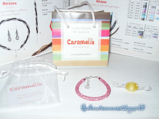 gioielli caramella color marsala solo da adam bijoux sas milano è l'originale