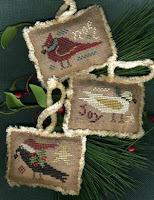 Merry Birdies - $8
