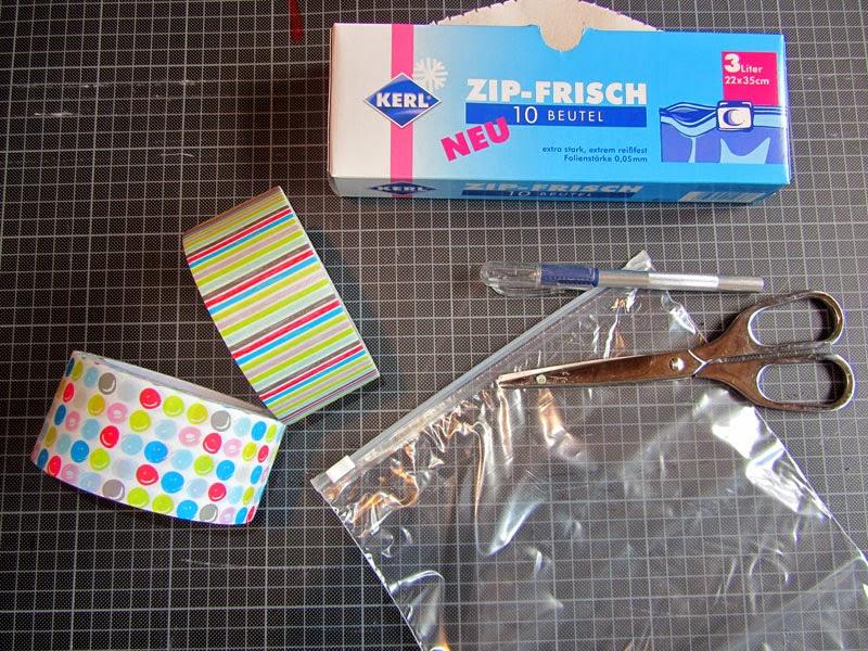 kreativ oder primitiv duct tape m ppchen und utensilo. Black Bedroom Furniture Sets. Home Design Ideas