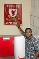 paras+khadka+liverpool+supporter+nepal