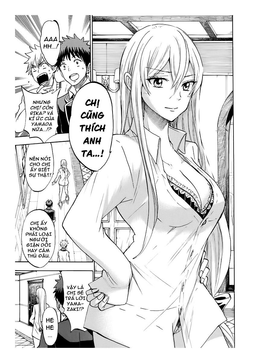 Yamada-kun to 7-nin no majo chap 181 Trang 8 - Mangak.info