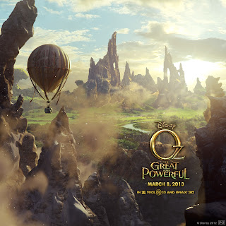 Oz the Great and Powerful iPad wallpapers 006