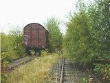 Zug ist abgefahren