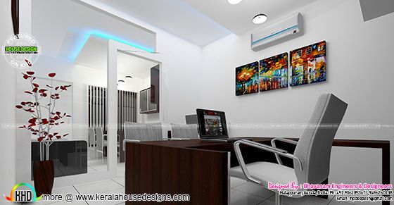 Office interior designs
