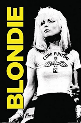 Blondie 1970s Camp Funtime Poster