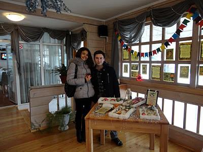 Русфет Кадыров. Отель Левант. Выставка игрушек в Ялте