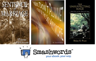 SmashWords.com has over 100,000 e-books to choose from!