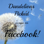 Like Dandelions Picked on Facebook...Go ahead, Do it now, I'll still be here when you're done.