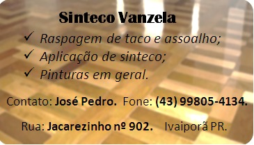 SINTECO VANZELA