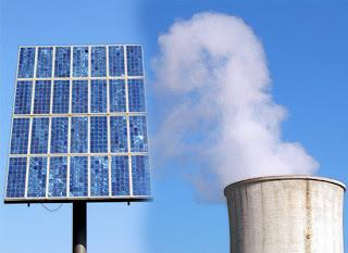 solar nuclear energy