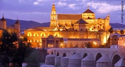 kota cordoba yang bernuansa islami