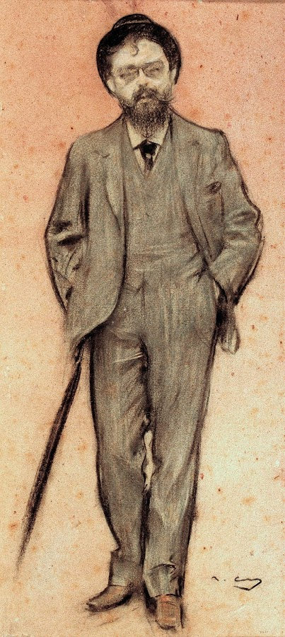 Ramon Casas - Isaac Albéniz