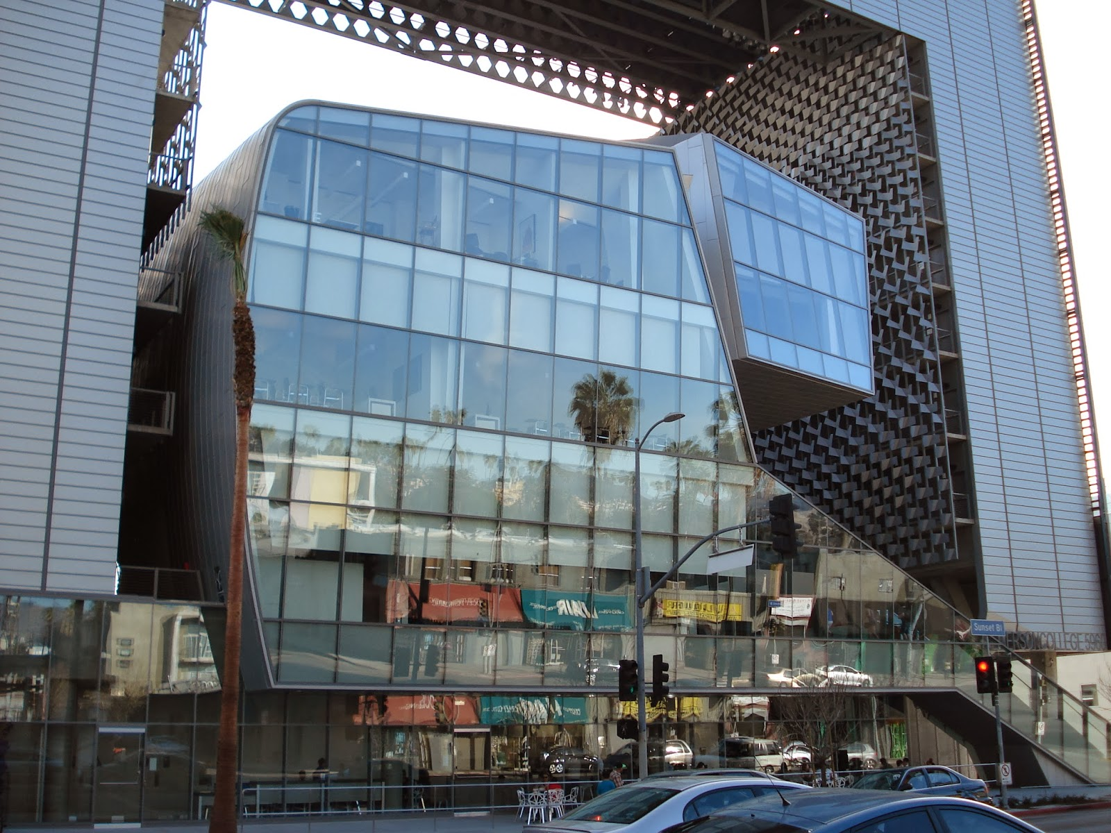 Building Los Angeles Emerson College Quietly Opens Make Your Own Beautiful  HD Wallpapers, Images Over 1000+ [ralydesign.ml]