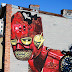 Pixel Pancho in Brooklyn