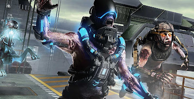 Call of Duty Advanced Warfare – Exo Zombies Carrier