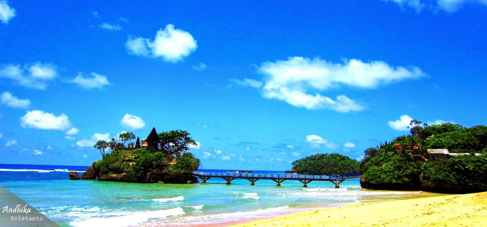 Serunya Berwisata Ke Pantai Balekambang Malang Dunia Pariwisata
