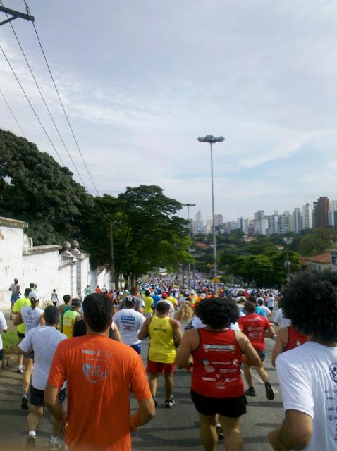 Fotos da Corrida de Rua de São Silvestre - Edição 2012 (Ladeira da Morte)