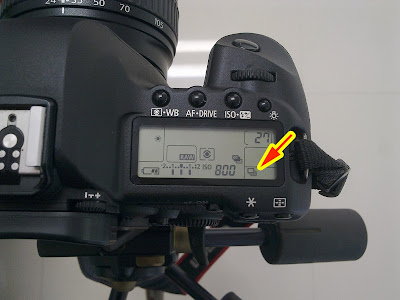 camera continuous shooting mode