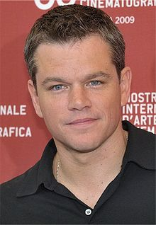 Matt Damon got a spray tan for his new movie 'Behind the Candelabra'