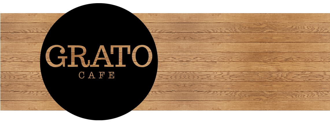 10% off at GRATO CAFE