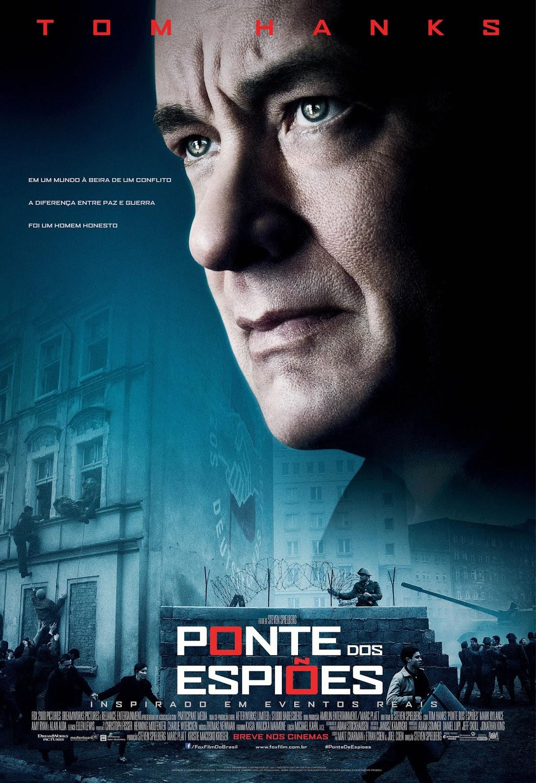 Ponte dos Espiões – Dublado (2015)